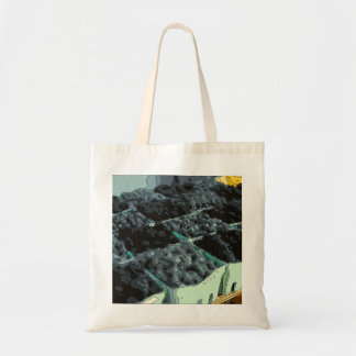 Wonderful Blueberry Foods and Deserts Tote Bag