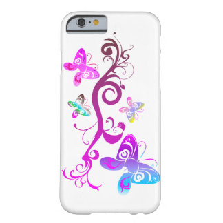 Wonderful Butterflies Barely There iPhone 6 Case