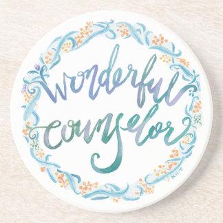 Wonderful Counselor - Isaiah 9:6 Coaster