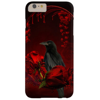 Wonderful crow barely there iPhone 6 plus case