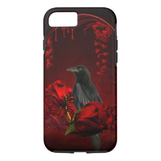 Wonderful crow iPhone 8/7 case