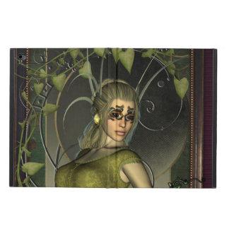 Wonderful fantasy women with leaves powis iPad air 2 case