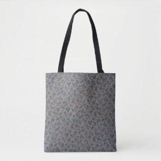 Wonderful Floral Pattern Tote Bag