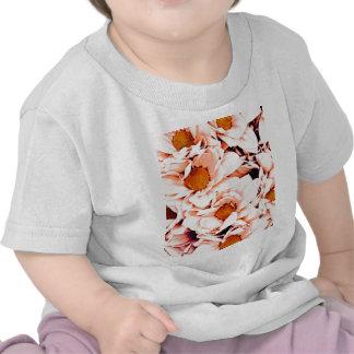 wonderful flowers 08 peach shirts