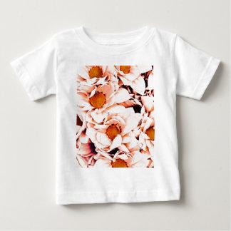 wonderful flowers 08 peach shirt