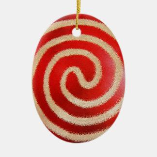 Wonderful Gifts Ceramic Ornament