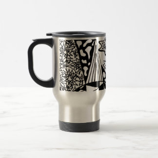 Wonderful goods stainless steel travel mug