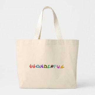 Wonderful Large Tote Bag