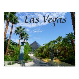 Wonderful Las Vegas Postcard! Postcard