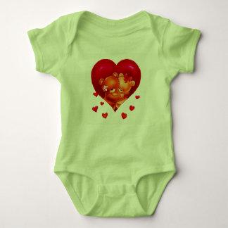 wonderful loving bears embrace shirt