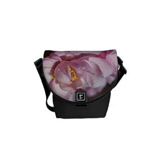 Wonderful Pink Blossom Mini Messenger Bag