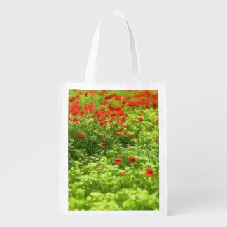 Wonderful poppy flowers V - Wundervolle Mohnblumen