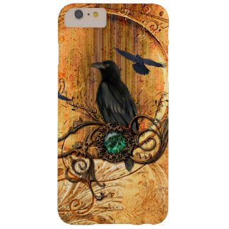Wonderful raven barely there iPhone 6 plus case