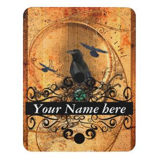 Wonderful raven door sign
