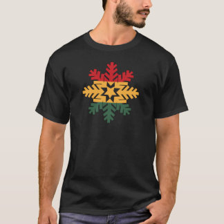 Wonderful Reggae Rastaman Ice T-Shirt