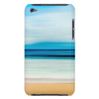 Wonderful Relaxing Sandy Beach Blue Sky Horizon Case-Mate iPod Touch Case