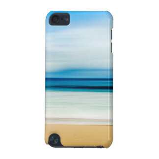 Wonderful Relaxing Sandy Beach Blue Sky Horizon iPod Touch 5G Covers