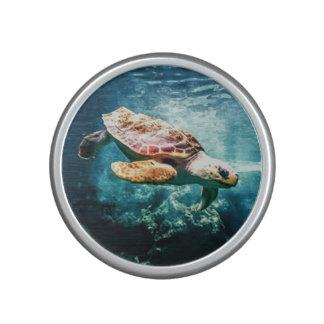 Wonderful  Sea Turtle Ocean Life Turquoise Sea Bluetooth Speaker