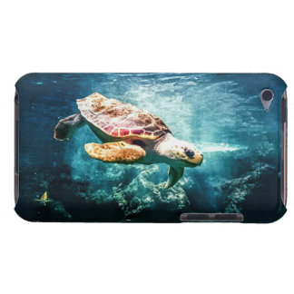 Wonderful Sea Turtle Underwater Life iPod Touch Cover