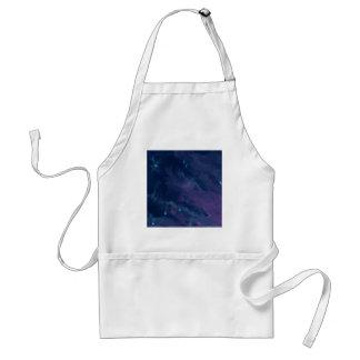 wonderful Star Gaze SKY - Gifts Greetings Dark FUN Apron