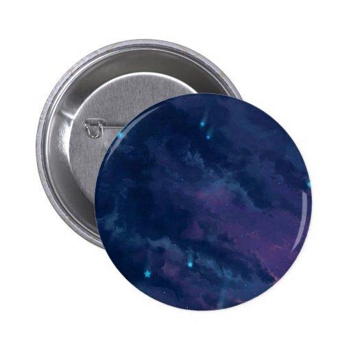 wonderful Star Gaze SKY - Gifts Greetings Dark FUN Pinback Button