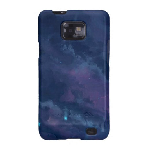 wonderful Star Gaze SKY - Gifts Greetings Dark FUN Samsung Galaxy S2 Cases