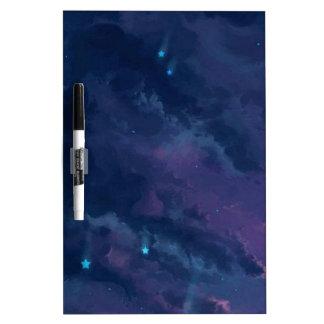 wonderful Star Gaze SKY - Gifts Greetings Dark FUN Dry Erase Boards