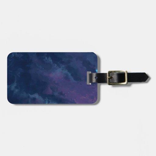 wonderful Star Gaze SKY - Gifts Greetings Dark FUN Bag Tags