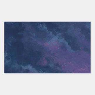 wonderful Star Gaze SKY - Gifts Greetings Dark FUN Sticker