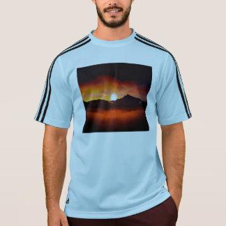 Wonderful Sunset Design T-Shirt