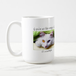 Wonderful Thing Basic White Mug