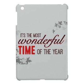 Wonderful Time Case For The iPad Mini