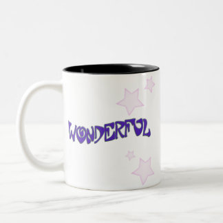 Wonderful Two-Tone Mug