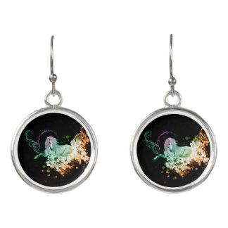 Wonderful unicorn earrings