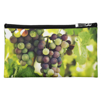 Wonderful Vine Grapes,  Autumn Fall Sun Cosmetic Bag