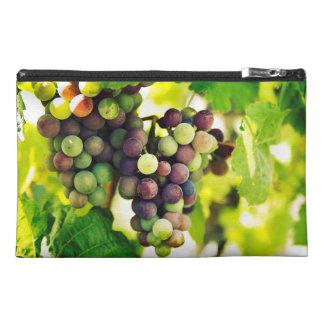 Wonderful Vine Grapes,  Autumn Fall Sun Travel Accessory Bag