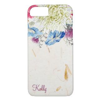 Wonderful Wildflowers Custom iPhone 7 Case