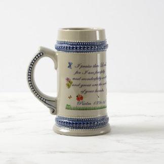 Wonderfully Made Coffee Mugs