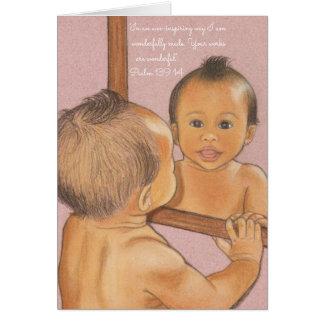Wonderfully Made~Scripture Card