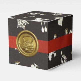 Wonderland 1 wedding favour box