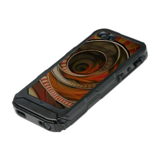 Wonderland Fractal Stairway, Three-Ringed Circus Incipio ATLAS ID™ iPhone 5 Case