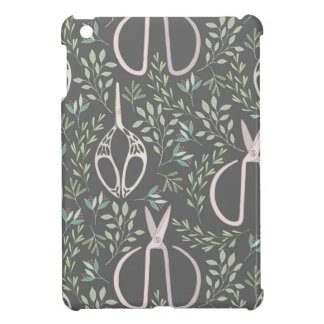 Wonderland Garden Shears Pattern Case For The iPad Mini