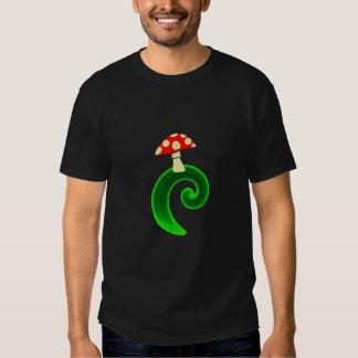 Wonderland Mushroom Tshirts