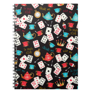Wonderland Prints Notebooks