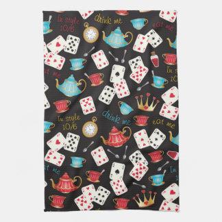 Wonderland Prints Tea Towel