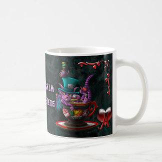 Wonderland TCD Coffee Mug