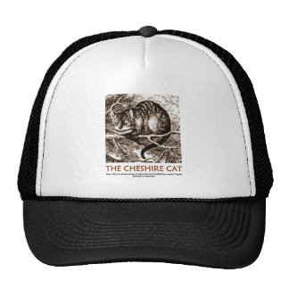 Wonderland The Cheshire Cat Mesh Hat