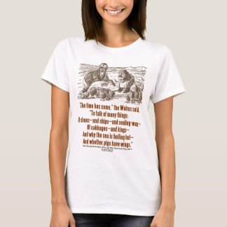 Wonderland Time Has Come Through Looking Glass T-Shirt