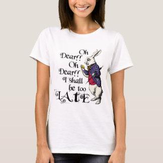 Wonderland White Rabbit T-Shirt
