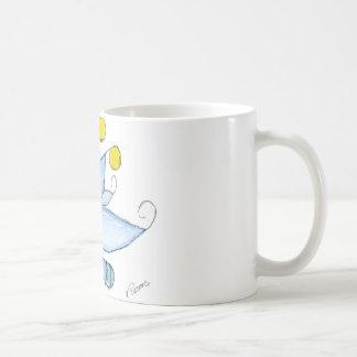 Wonderlandia Dragonfly Coffee Mug